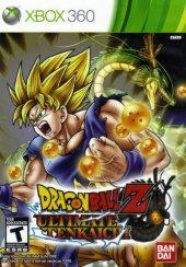 Box shot of Dragon Ball Z: Ultimate Tenkaichi [North America]