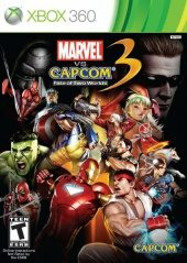 Box shot of Marvel vs. Capcom 3: Fate of Two Worlds [North America]