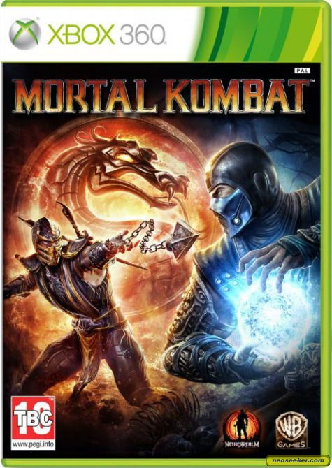 Mortal Kombat - XBOX360 - PAL (Europe)