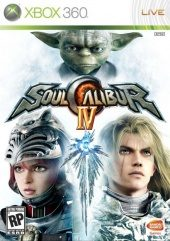 Box shot of SoulCalibur IV [North America]