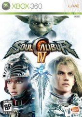 Box shot of Soul Calibur IV [North America]