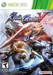 Box shot of Soul Calibur V [North America]