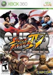 Box shot of Super Street Fighter IV [North America]