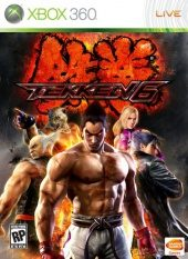 Box shot of Tekken 6 [North America]