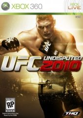 Box shot of UFC Undisputed 2010 [North America]