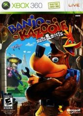 Box shot of Banjo-Kazooie: Nuts & Bolts [North America]