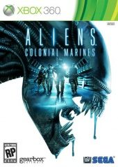 Aliens: Colonial Marines (North America Boxshot)