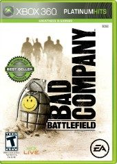 Box shot of Battlefield: Bad Company [North America]