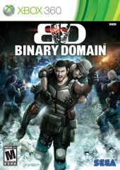 Box shot of Binary Domain [North America]