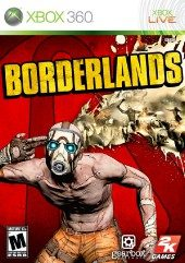 Box shot of Borderlands [North America]