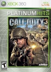 Box shot of Call of Duty 3 [North America]