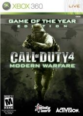 Call of Duty 4: Modern Warfare (North America Boxshot)