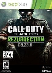 Box shot of Call of Duty: Black Ops - Rezurrection [North America]