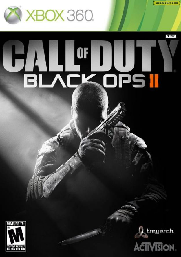 Call of Duty: Black Ops II - XBOX360 - NTSC-U (North America)