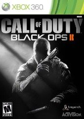 Call of Duty: Black Ops II (North America Boxshot)
