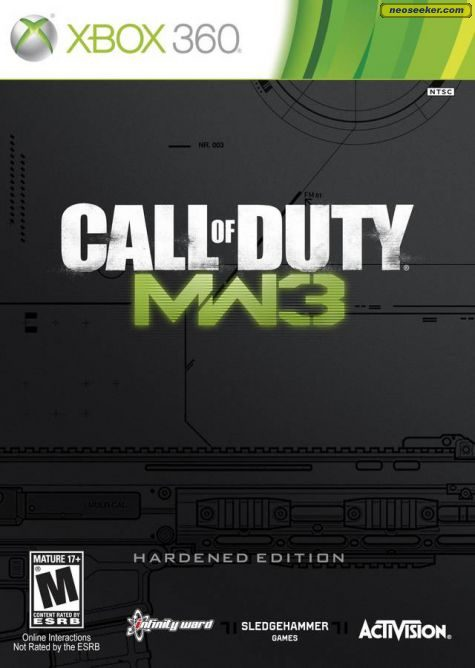Call of Duty: Modern Warfare 3 - XBOX360 - NTSC-U (North America)