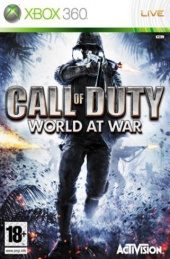 Box shot of Call of Duty: World at War [Europe]