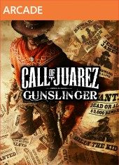 Box shot of Call of Juarez: Gunslinger [North America]