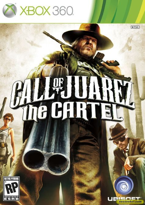 Call of Juarez: The Cartel - XBOX360 - NTSC-U (North America)