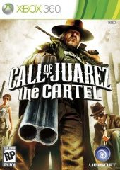 Call of Juarez: The Cartel (North America Boxshot)
