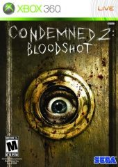 Box shot of Condemned 2: Bloodshot [North America]