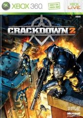 Box shot of Crackdown 2 [North America]