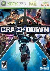 Box shot of Crackdown [North America]