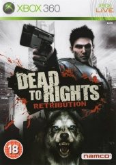 Box shot of Dead to Rights: Retribution [Europe]