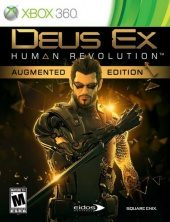 Box shot of Deus Ex: Human Revolution [North America]