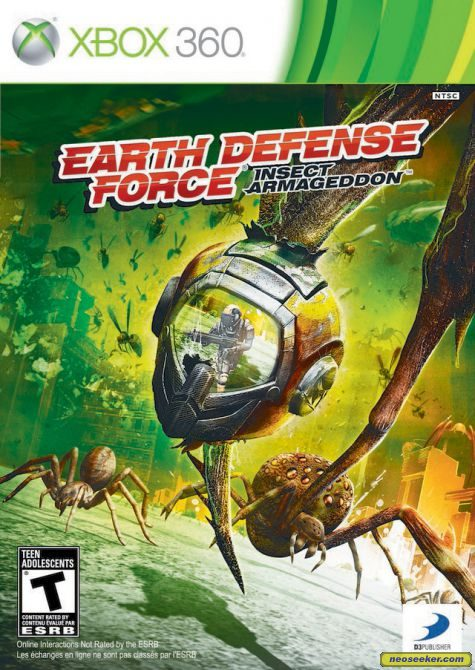 Earth Defense Force: Insect Armageddon - XBOX360 - NTSC-U (North America)