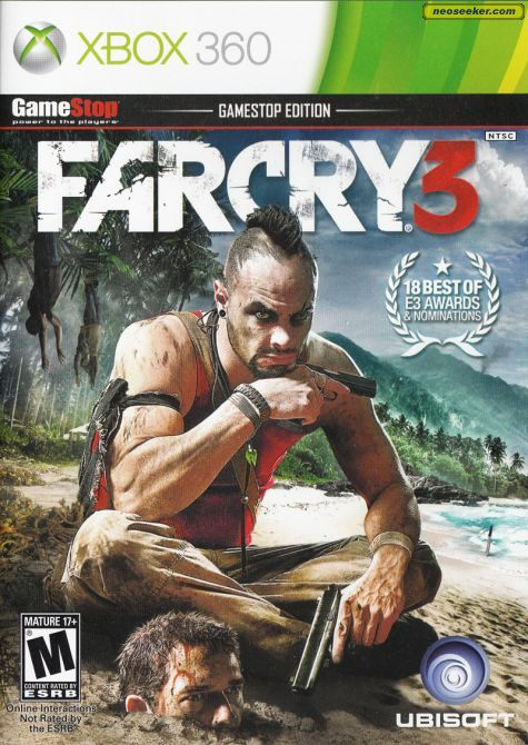 Far Cry 3 - XBOX360 - NTSC-U (North America)