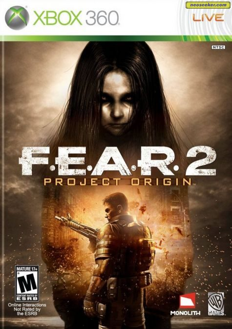 F.E.A.R. 2: Project Origin - XBOX360 - NTSC-U (North America)
