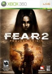 Box shot of F.E.A.R. 2: Project Origin [North America]