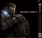 Gears of War 3 (North America Boxshot)