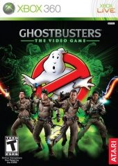 Box shot of Ghostbusters: The Video Game [N