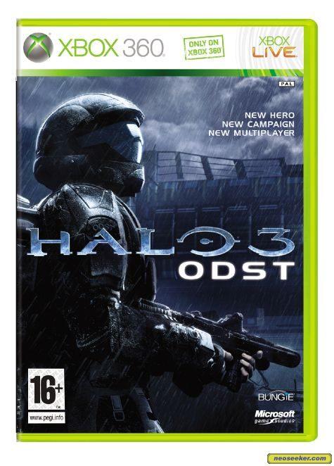 [VENDO] Halo 3 ODST -- Nuevo a estrenar -- XBOX360