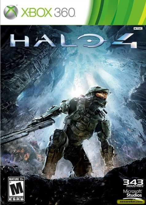 Halo 4 - XBOX360 - NTSC-U (North America)