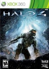 Box shot of Halo 4 [North America]