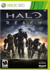 Halo Reach (North America Boxshot)