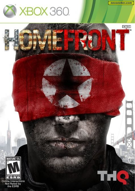 Homefront - XBOX360 - NTSC-U (North America)