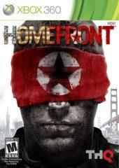 Box shot of Homefront [North America]