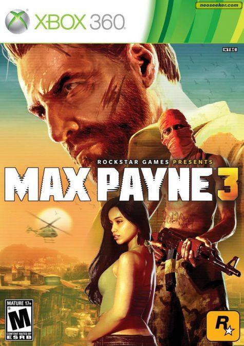 Max Payne 3 - XBOX360 - NTSC-U (North America)