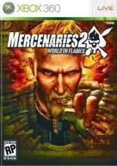 Box shot of Mercenaries 2 : World In Flames [North America]
