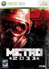 Box shot of Metro 2033 [North America]