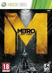 Box shot of Metro: Last Light [Europe]