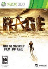Box shot of RAGE [North America]