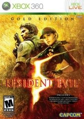 Box shot of Resident Evil 5 Gold Edition [North America]