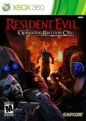 Box shot of Resident Evil: Operation Raccoon City [North America]