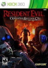 Box shot of Resident Evil: Operation Raccoon City [North America]