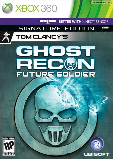 tom clancys ghost recon future soldier xbox